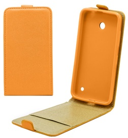 Telone Shine Pocket Slim Flip Case Samsung G530 Galaxy Grand Prime Orange