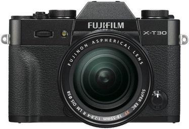 Fujifilm X-T30 + XF 18-55mm 2.8-4 R LM OIS Black