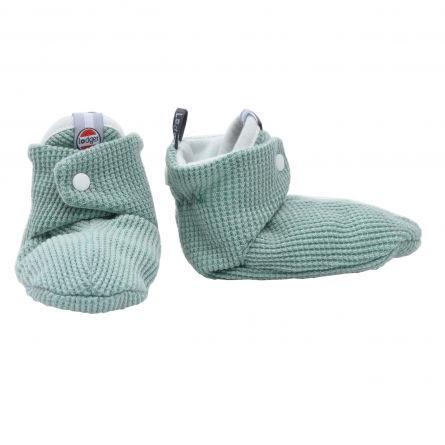 Lodger Slipper Ciumbelle Soft baby slippers 6-12m Silt Green