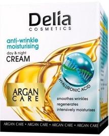 Delia Argan Care Anti-wrinkle Moisturizing Cream Hyaluronic Acid 50ml