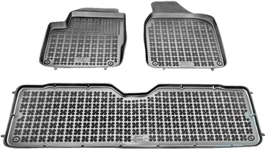 REZAW-PLAST Ford Galaxy 5-Seats 1995-2006 Rubber Floor Mats