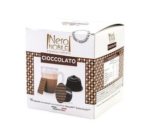Kohvikapslid NeroNobile Dolce Gusto Cioccolato, 16 tk.