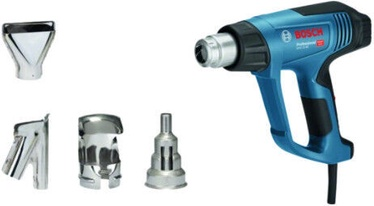 Bosch GHG 23-66 Kit Heat Gun 2300W with 5 Accessories