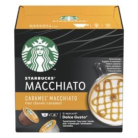 Kohvikapslid Starbucks Caramel Macchiato Dolce Gusto, 127.8 g