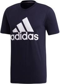 Adidas MH BOS Tee T-Shirt Blue L