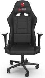 Игровое кресло SilentiumPC SR300F V2 Black