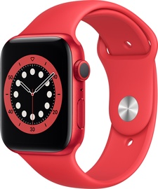 Nutikell Apple Watch Series 6 GPS 44mm PRODUCT(RED) Aluminum PRODUCT(RED) Sport Band