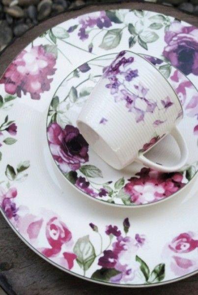 Quality Ceramic Dolce Soup Plate 23cm