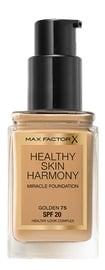 Max Factor Healthy Skin Harmony Miracle Foundation SPF20 30ml 75