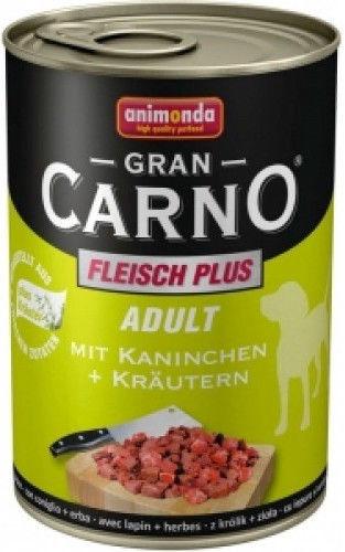 Animonda GranCarno Rabbit Meat 400g