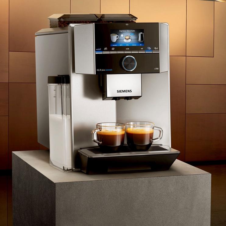 Kohvimasin Siemens EQ.9 Plus Connect s700 TI9575X1DE