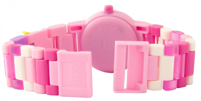 LEGO Minifigure Link Buildable Watch Classic Pink 8020820