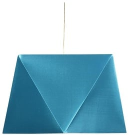 Candellux Hexagen 60W E27 Hanging Ceiling Lamp Turquoise