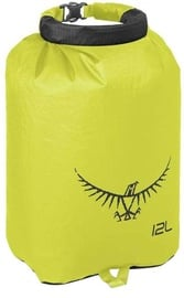Osprey Dry Sack Electric Lime 12L