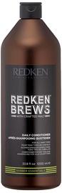 Redken Brews Daily Shampoo 1000ml