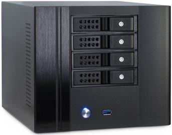 Inter-Tech SC-4004 mITX Black