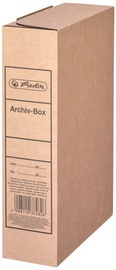 Herlitz Archive Box A4 Brown