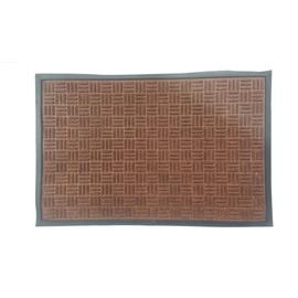 Uksematt VCW-RPP-2065 Brown, 60 x 90 cm