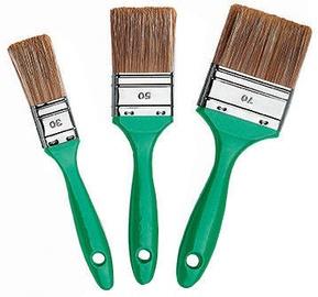 Color Expert Brush Set Green 3pcs