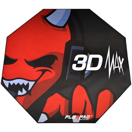 FlorPad Octagonal Floor Mat For Gamers 3DMAX