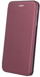 OEM Smart Diva Book Case For Xiaomi Redmi 9 Burgundy
