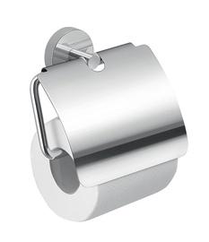 WC-paberihoidja kattega Gedy Eros, kroom