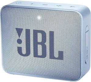 JBL GO 2 Bluetooth Speaker Icecube Cyan