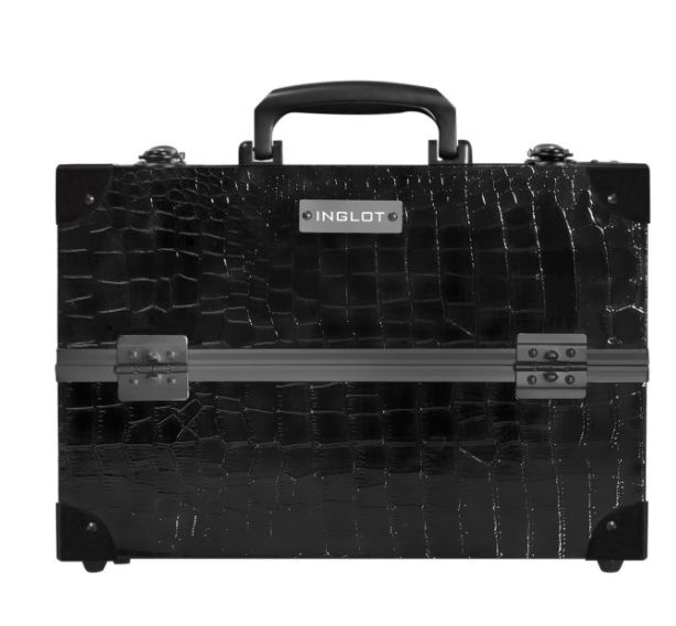 Inglot Crocodile Leather Pattern Medium Kc-pac01 Makeup Case