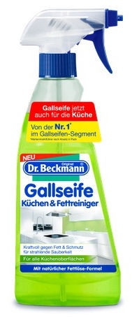 Dr. Beckmann Kitchen And Grease Cleaner 500ml