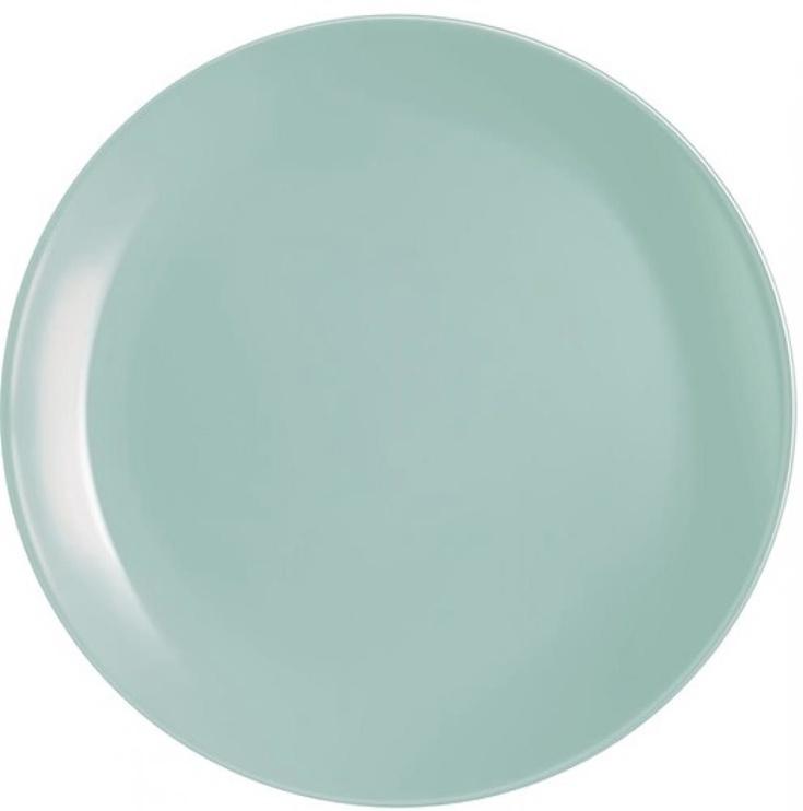 Luminarc Diwali Dinner Plate D27cm Turquoise