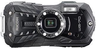 Ricoh WG-70 Action Camera Black
