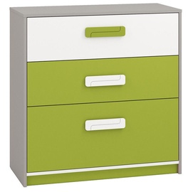 ML Meble Chest Of Drawers IQ 10 Green