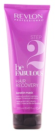 Juuksemask Revlon Be Fabulous Hair Recovery Step 2 Keratin Mask, 250 ml
