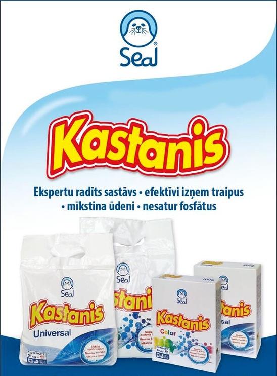 Seal Kastanis Laundry Detergent Efekts 3l