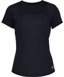 Under Armour Shirt Speed Stride Spor Mesh 1326464-001 Black S