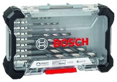 Bosch 2608577146 Impact Drill Bit Set Metal 8pcs