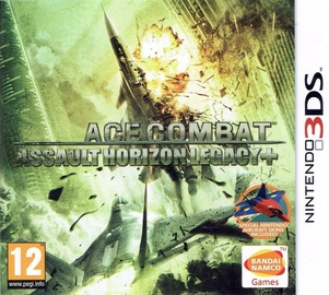 Ace Combat: Assault Horizon Legacy Plus 3DS
