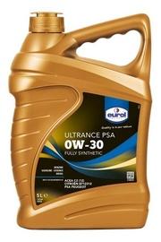 Eurol Ultrance PSA 0W30 Motor Oil 5l