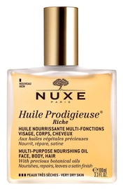 Kehaõli Nuxe Huile Prodigieuse Riche Nourishing Oil, 100 ml