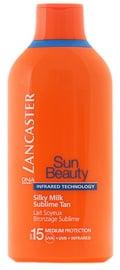 Lancaster Sun Beauty Silky Milk SPF15 175ml