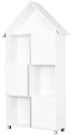 Bodzio Bookshelf AG23 White