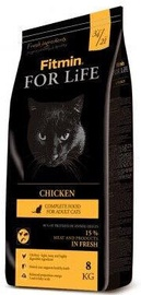 Fitmin For Life Adult Cat Food Chicken 1.8kg