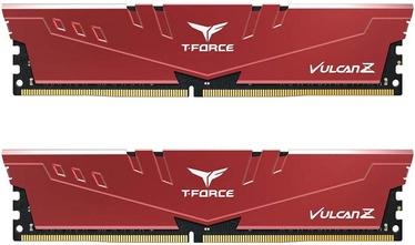 Operatiivmälu (RAM) Team Group T-Force Vulcan Z Red TLZRD416G3600HC18JDC01 DDR4 16 GB