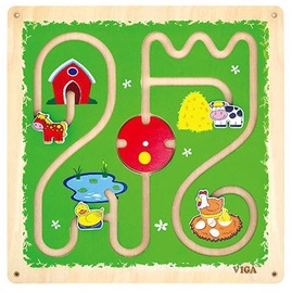 Viga Wall Toy Track And Trace 50437