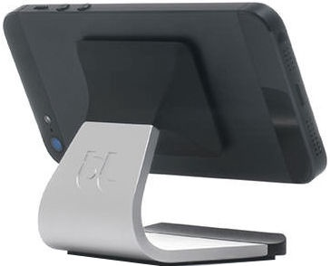 BlueLounge Milo Universal Stand For Smartphone Aluminum Black