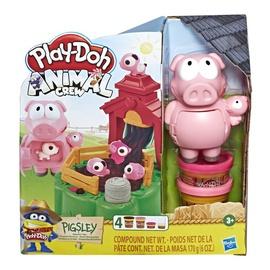 Modelleerimismänguasi Play-Doh Animal Crew Pigsley E6723