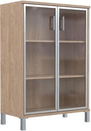 Skyland Born Shelf B 420.5 With Glass Doors Dub Devon