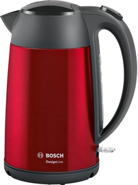 Elektriline veekeetja Bosch TWK3P424 Red