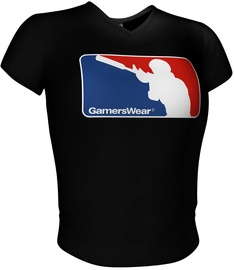 GamersWear Counter Girls Top Black S