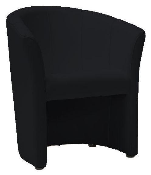 Tugitool Signal Meble TM 1 Black, 67x47x76 cm